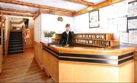 Hotel en Bariloche - Venta de comercio - gran oportunidad