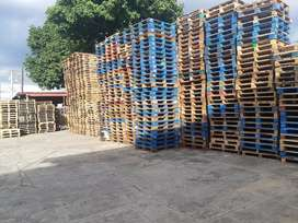 PACIFIC PALLETS