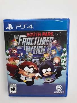 South Park Retaguardia En Peligro juego Ps4 Nuevo y Sellado