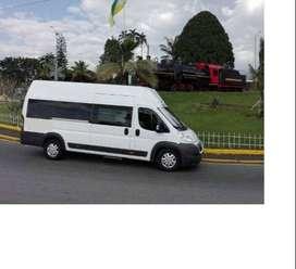 transporte turístico de pasajeros nacionales y extranjeros