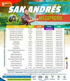 Vamos a San Andrés