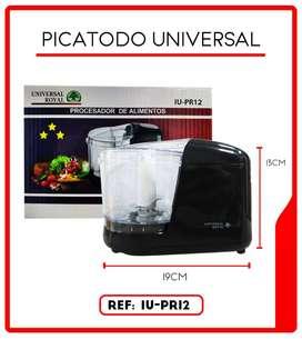 PICATODO UNIVERSAL ROYAL IU-PR12