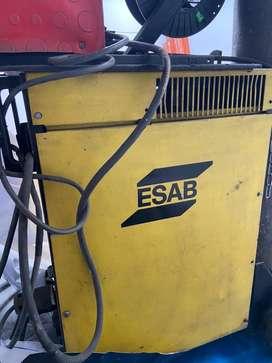 Equipo Soldar ESAB LAG 315