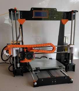 Impresora Anet A8 + Mejoras