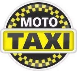 Servicio de Moto Taxi