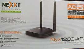 Router NEXXT Nyz 1200-AC