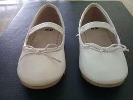 Zapato Tipo Balerina Niña Nro 25