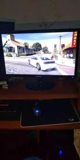 """Monitor SAMSUNG 22"""" HDMI"""