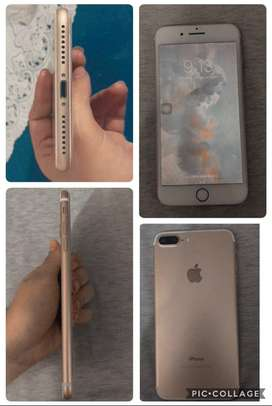 Vendo iPhone 7 Plus 32gb batería 78%