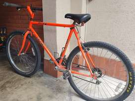 Bicicleta Cignal zanzibar