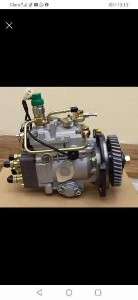 Bonba de inyección a diésel de camioneta chevrolet año 2012