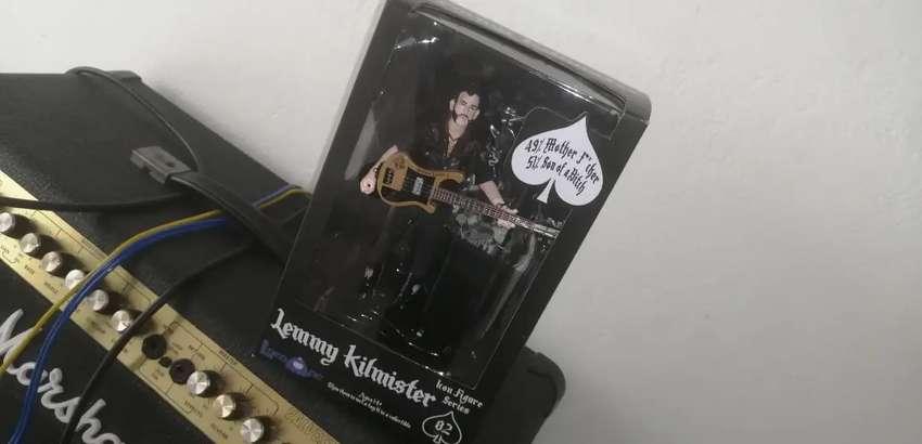 Motorhead Lemmy figure bass rickenbacker