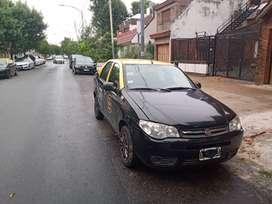 Taxi con licencia Fiat siena