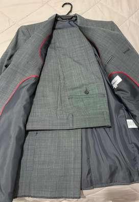 Traje formal para corbata