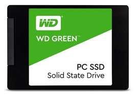Disco Duro Ssd Westerndigital 240gb Green 2.5 Sata 7mm Nuevo