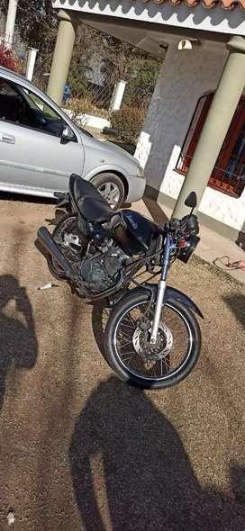 Vendo zanella 150 cc