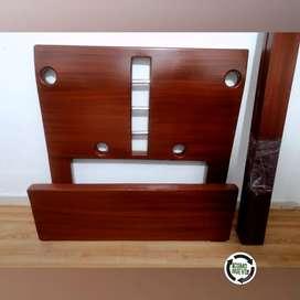 Cama individual $180.000 Domicilio GRATIS en Cali Armada de cama INCLUIDA 100cm × 190cm