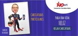 """TinoArt""   Caricaturas Particulares a Empresas    Lima-Perú (100% Personalizadas)"