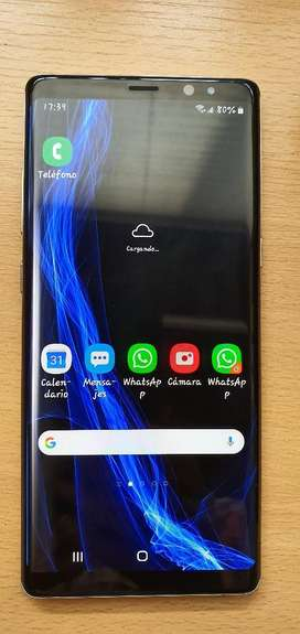 Samsung Note 8 Dual SIM Dorado, modelo N950fd