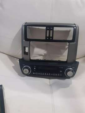 Radio con pantalla