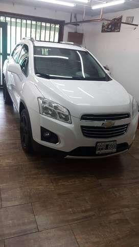 Chevrolet tracker LTZ+AWD (4x4)