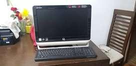 Vendo Computadora de mesa HP Compaq