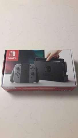 Nintendo Switch Nuevo Color Negro!!!