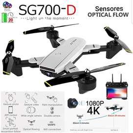 Drone SG700D camara dual 4K wifi sensores fpv plegable 2019