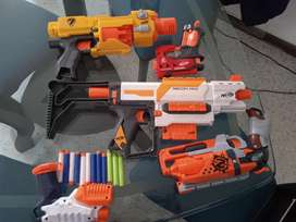 Combo de pistolas Nerf