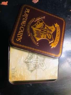 Baraja cartas hogwards - harry potter