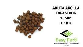ARLITA ARCILLA EXPANDIDA 16 MM
