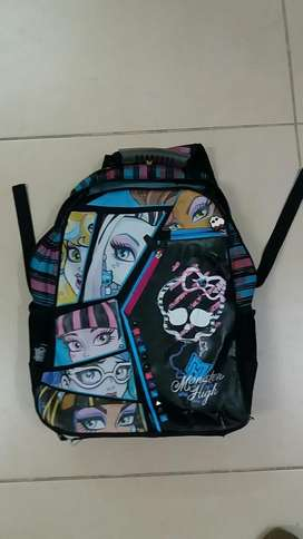 Mochila Monsterhigh Primaria Nena