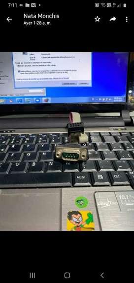 Cable Com  para programación