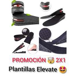 Promoción 2x1 Plantillas