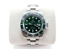 Rolex (Oyster Perpetual Date Submariner) Automatico / Reloj Caballero Hombre / Nuevo / Calidad Ultra Premium