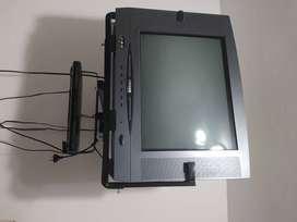 Vendo TV, DVD y soporte