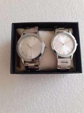 Vendo dúo relojes