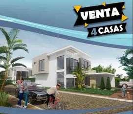 C141 - Venta Casa en Isla Mocolí para Estrenar - Vendo Isla Mocoli Samborondon