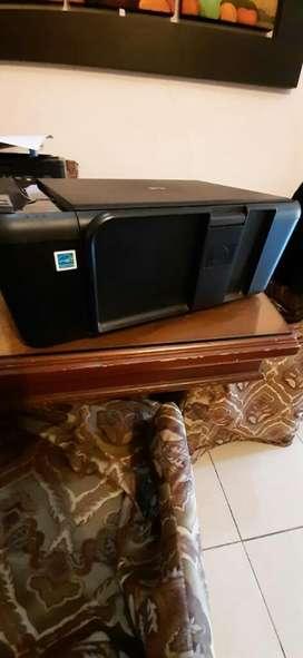 Impresora Hp de Cartuchos
