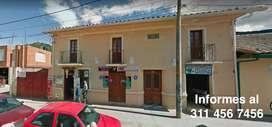 Casa-Lote de uso comercial - residencial con la mejor ubicación  en Gachancipa (Cundinamarca)
