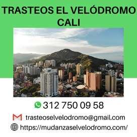 Trasteos el Velodrómo Cali, Valle del Cauca