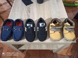 Zapatos Niño Talla 22 en Perfecto Estado