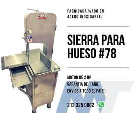 SIERRA PARA CARNE Y HUESO