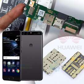 Lector Socket Sim Card Huawei Chip Slot Bandeja Flex Mate Y