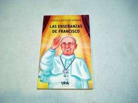libro: Las enseñanzas de Francisco
