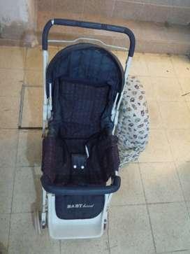 Cochecito para bebé + Moises viajero