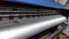 Vendo o permuto Plotter sublimación impresión digital,Gran formato papel de 1.60