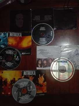 dvd música metálica