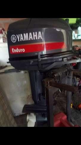 Yamaha enduro 25hp