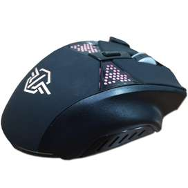 MOUSE GAMER MO817G APEX 3200DPI ILUMINACION LED ETOUCH